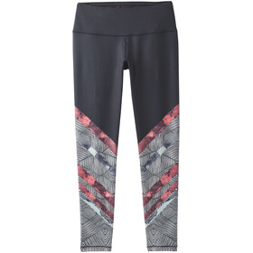 Prana W's Pillar Printed Leggings Bone Caribou